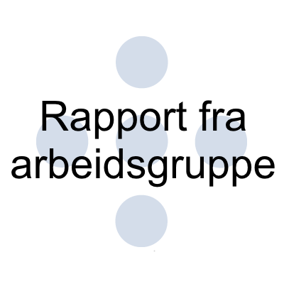 Rapport fra arbeidsgruppe (illustrasjon)