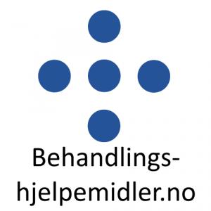 Behandlingshjelpemidler logo mobil